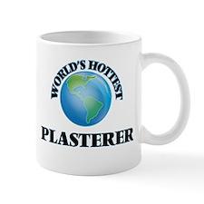 World's Hottest Plasterer Mugs