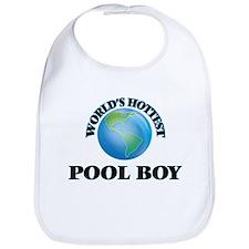 World's Hottest Pool Boy Bib