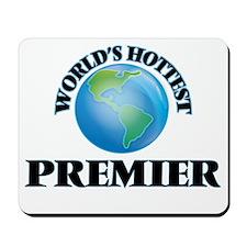 World's Hottest Premier Mousepad