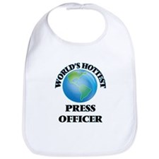 World's Hottest Press Officer Bib
