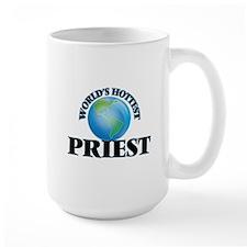 World's Hottest Priest Mugs