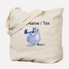 Custom Sea Lion Tote Bag