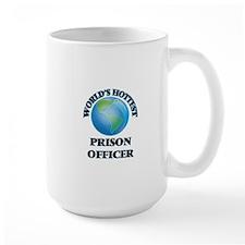 World's Hottest Prison Officer Mugs