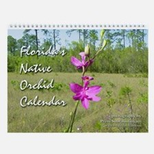 Orchid Calendar: Florida's Native Orchids