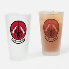 425th Fighter Squadron.png Drinking Glass