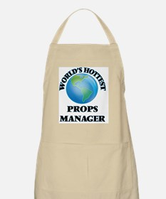 World's Hottest Props Manager Apron