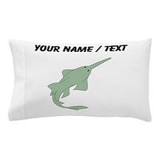 Custom Sawfish Pillow Case