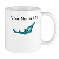 Custom Sawfish Mugs