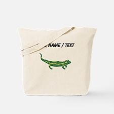 Custom Salamander Tote Bag