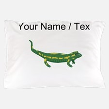 Custom Salamander Pillow Case