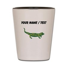 Custom Salamander Shot Glass