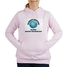 World's Hottest Radio So Women's Hooded Sweatshirt