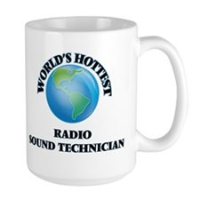 World's Hottest Radio Sound Technician Mugs