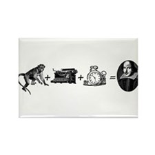 ShakespeareMonkey Magnets