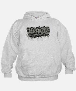 Los Angeles cool inscription Hoodie