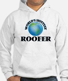 World's Hottest Roofer Hoodie