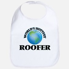 World's Hottest Roofer Bib