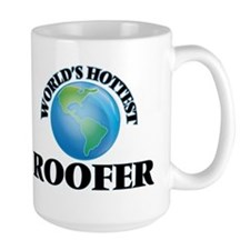 World's Hottest Roofer Mugs
