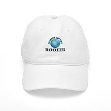 World's Hottest Roofer Baseball Cap