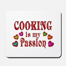 Cooking Passion Mousepad