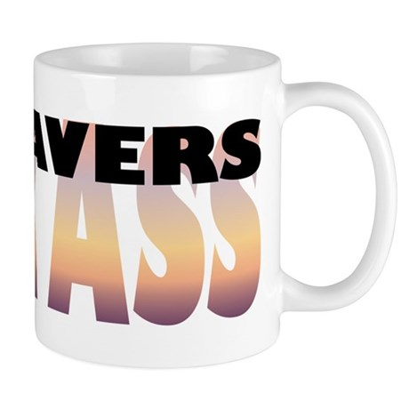Engravers Kick Ass Mug