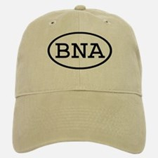 BNA Oval Baseball Baseball Cap
