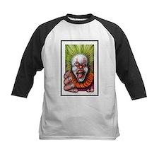 Scary Clown 4u Baseball Jersey