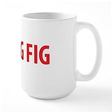 Large Big Fig Mug