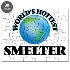World's Hottest Smelter Puzzle