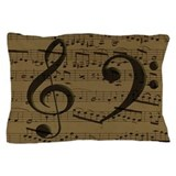 Music Pillow Cases