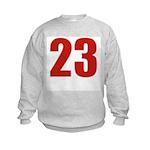 Alluring 23 Kids Sweatshirt