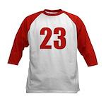 Alluring 23 Kids Baseball Jersey