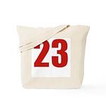 Alluring 23 Tote Bag