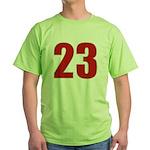 Alluring 23 Green T-Shirt