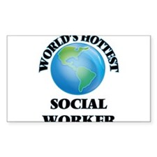 World's Hottest Social Worker Decal