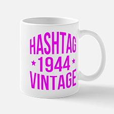 Hashtag 1944 Vintage Mug