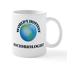 World's Hottest Sociobiologist Mugs