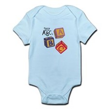 Know Your ABCs Body Suit