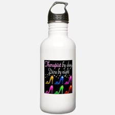 FIERCE THERAPIST Water Bottle