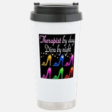 FIERCE THERAPIST Travel Mug