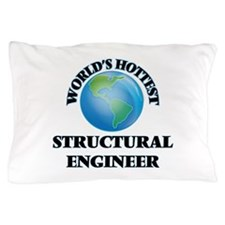 World's Hottest Structural Engineer Pillow Case