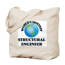 World's Hottest Structural Engineer Tote Bag