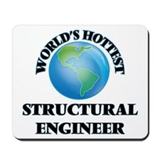 World's Hottest Structural Engineer Mousepad