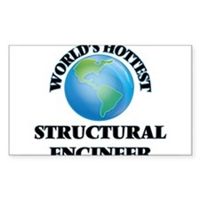 World's Hottest Structural Engineer Decal