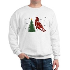 Unique Christmas horse Sweatshirt