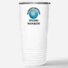 World's Hottest Studio Travel Mug