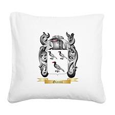 Gianni Square Canvas Pillow