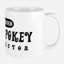 Certified Hokey Pokey Instructor Mugs
