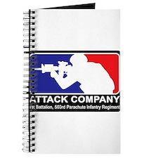 1st Battalion 503rd Parachute Infantry Reg Journal
