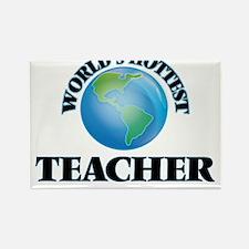 World's Hottest Teacher Magnets